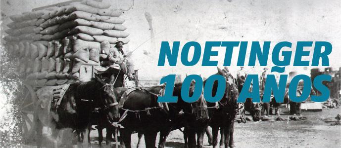 Noetinger - 100 años