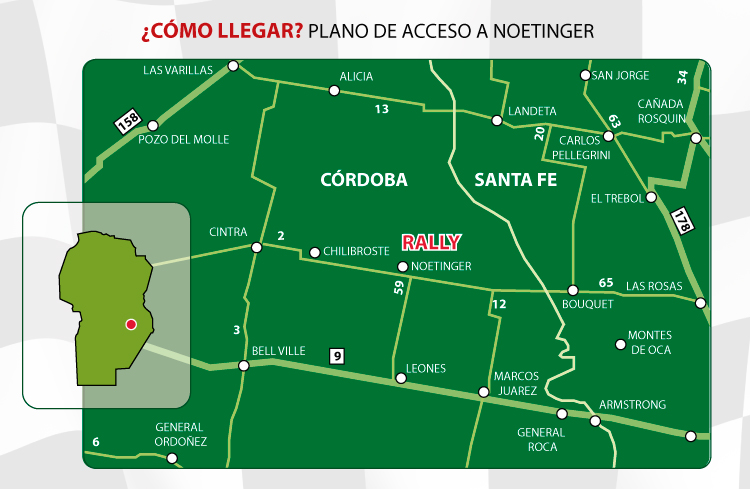 plano acceso a noetinger