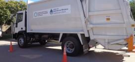 El 20/6 la recolección de residuos domiciliarios se realizará normalmente