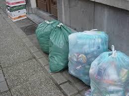 recolexion de residuos