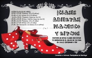 danzas flamencas