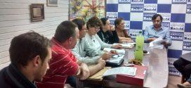 Sesión Ordinaria del Concejo Deliberante con representantes de la COSPYAN