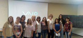 "Charla Informativa sobre Salud en el I.S.F.D. ""Victoria Ocampo"""