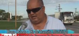 Sr. Hugo Oviedo se refiere al Control Sistematizado de Cargas