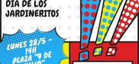 FESTEJAMOS EL DÍA DE LOS JARDINERITOS !