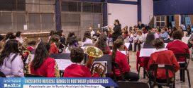 Encuentro Musical de las Bandas Municipales de Noetinger y de Ballesteros