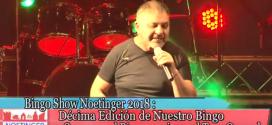 """Jorge """"El Toro"""" Quevedo en Bingo Noetinger 2018"""