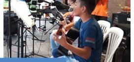 """La Academia Municipal de Música """"La Escuelita""""   en dos eventos culturales de la región"""