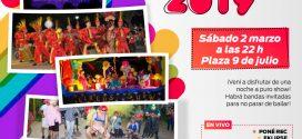 Llegan los Carnavales a Noetinger !
