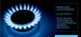Jornada Informativa sobre Conexiones Domiciliarias de la Obra Gas Natural