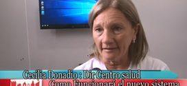 """Telemedicina en Centro de Salud """"Malvinas Argentinas"""""""