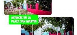 """RECUPERACIÓN Y PUESTA EN VALOR DE PLAZA DE NIÑOS """"SAN MARTIN"""""""