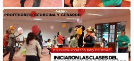 CLASES DE FOLCLORE INFANTIL