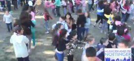 El Día de la Niñez se festejó en Parque El Regalo