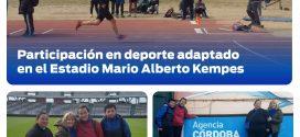 DESTACADO DESEMPEÑO DE DEPORTISTA LOCAL EN ATLETISMO SUB 18